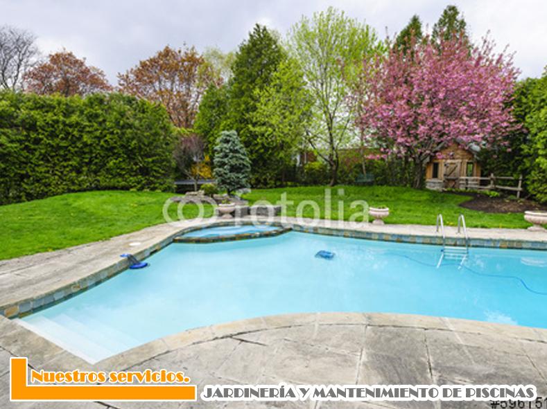 Jardiner a y mantenimiento de piscinas reformas en - Mantenimiento de piscinas ...